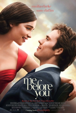 Cinescoop Me Before You poster