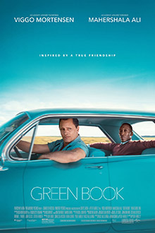 Cinescoop Green Book poster