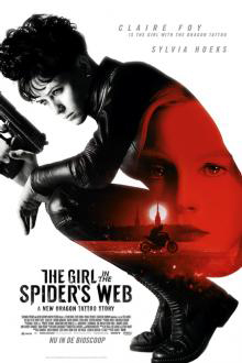 Cinescoop The Girl in the Spider s Web poster